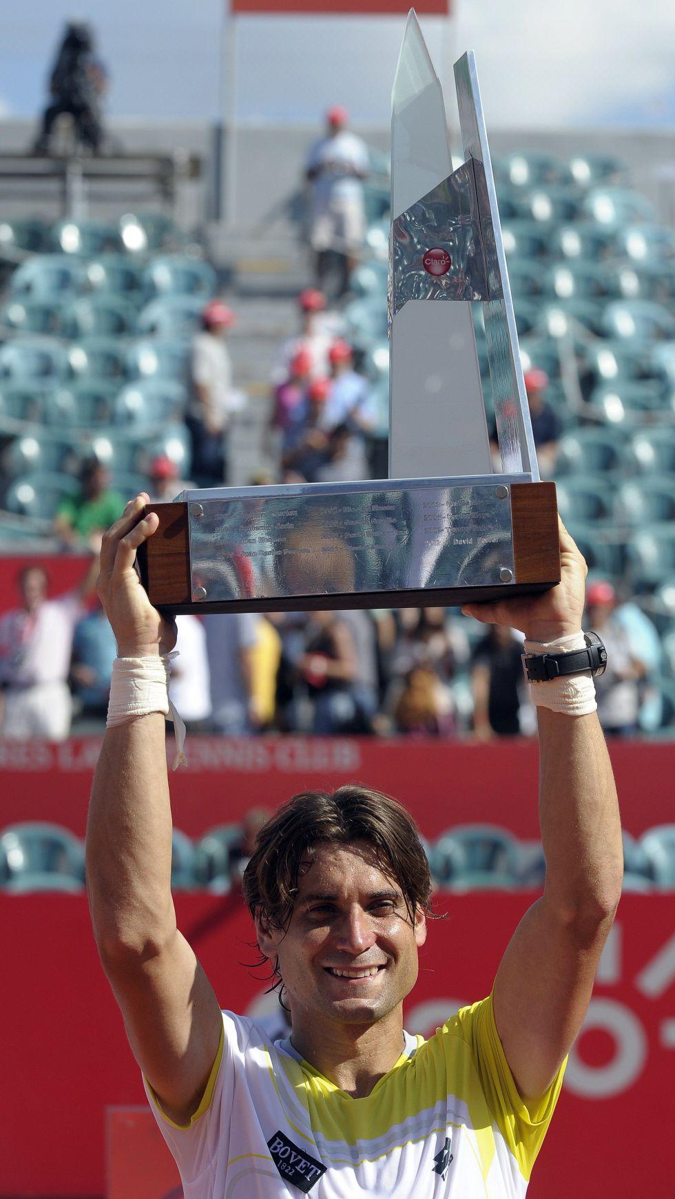 David Ferrer se consolida en la cuarta posición de la ATP