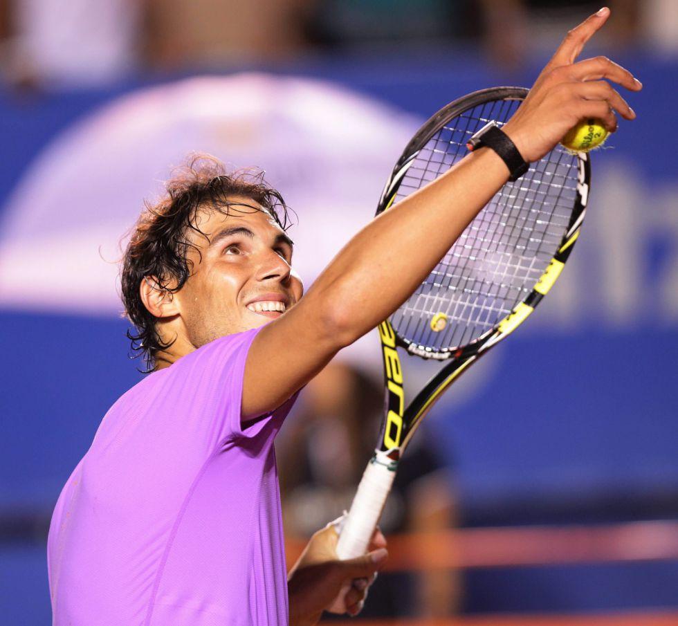 """Nadal: """"Mi intención es ir a Indian Wells, pero ya se verá"""""""