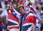 Andy Murray, premio Laureus a la revelación del año