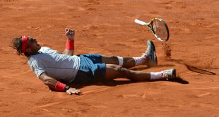 Nadal, ms cerca de la cuarta posicin de la clasificacin ATP