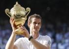 Andy Murray hereda el legado de Fred Perry 77 años después