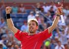 Wawrinka gana a Murray: el campeón de 2012, eliminado