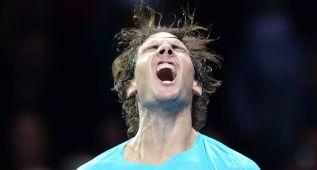 """""""La ATP no me ha ayudado a que pudiera ganar la Masters Cup"""""""