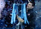 El maestro Djokovic paró al Nadal número uno