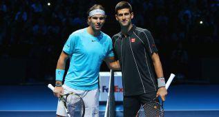 """Djokovic: """"Nadal y yo nos llevamos al límite el uno al otro"""""""