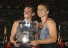 Errani y Vinci defienden con éxito el título en dobles