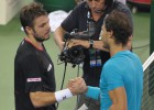 Nadal siempre ganó a Wawrinka: 12-0 en el balance global