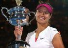 La china Li Na conquista su segundo Grand Slam