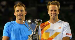 Kubot y Lindstedt sorprenden y conquistan el título de dobles