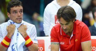 Bautista pierde con Brands y todo acaba 4-1 para Alemania