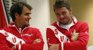 Federer se apunta a una Copa Davis sin España ni Serbia