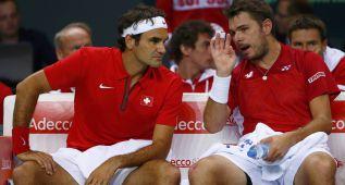 El campeón en semis, Francia resiste y Suiza, cerca del adiós