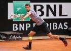 Dimitrov y Raonic jugarán las semifinales de Roma