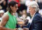 Borg y Evert entregarán los trofeos a los ganadores