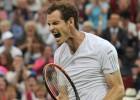 Murray y Djokovic, finalistas en 2013, avanzan en tres sets
