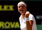 Kvitova-Bouchard es la final femenina de Wimbledon