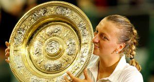Petra Kvitova arrasa y firma su segundo título de Wimbledon