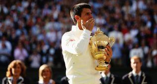 """Djokovic felicita a Federer: """"Gracias por dejarme ganar hoy"""""""
