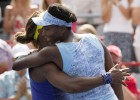 Venus Williams jugará la final en Montreal tras vencer a Serena