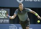 Tsonga gana al bulgaro Dimitrov y jugará la final en Toronto