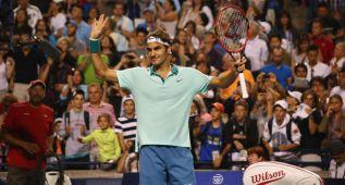 Roger Federer disputará la final tras derrotar a Feliciano López