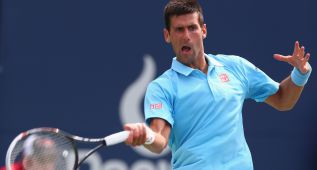 Cincinnati es el único Masters 1.000 que se resiste a Djokovic