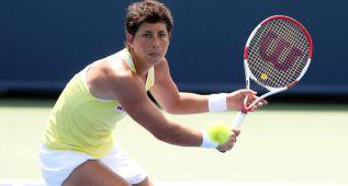 Carla Suárez cae en tres sets ante la ucraniana Elina Svitolina