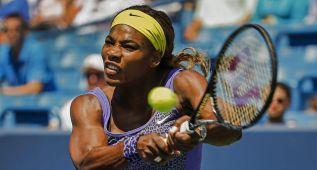 Serena Williams y Sharapova lograron el pase a semifinales