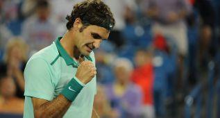 Federer arrolló a Raonic y jugará la gran final contra Ferrer