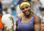 Serena Williams vence a Ana Ivanovic y logra su título 62
