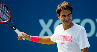 Djokovic y Federer, a por la corona de Rafa Nadal en NY
