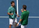 Granollers y Marc López llegan a las semifinales de dobles
