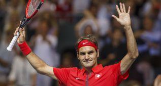 La Suiza de Federer y Wawrinka y Francia, a un punto de la final