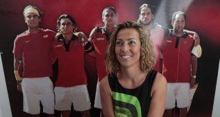 Gala León comenzará el diálogo con tenistas en el Valencia Open