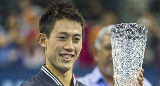 Nishikori gana su tercer título del año en Kuala Lumpur