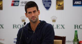 """Djokovic: """"No estoy cansado, quiero ganar en Shanghai"""""""