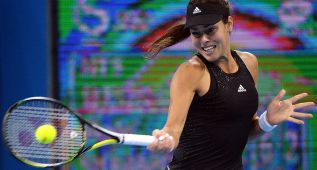 Ana Ivanovic es baja en Linz por un problema en la cadera