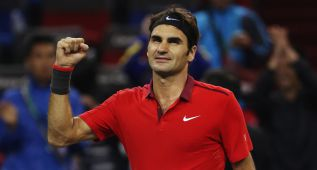 """Federer, tras subir al número 2 mundial: """"Me lo merezco"""""""