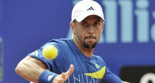 Verdasco gana a Matosevic en la primera ronda en Estocolmo