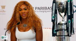 Serena Williams abre el Masters femenino contra Ana Ivanovic