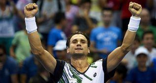Ferrer gana a Bellucci y se medirá en semifinales a Murray