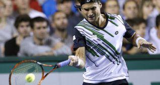 Ferrer no tiembla ante Verdasco y pasa a los cuartos de Bercy
