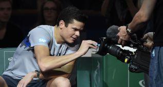 Raonic saldrá a por su primer Masters 1.000 ante Djokovic