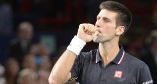 """Djokovic: """"Esto va por mi hijo"""""""