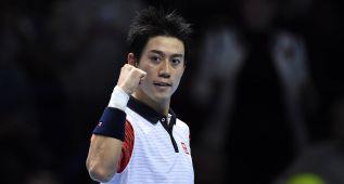 Nishikori da el golpe y la primera sorpresa frente a Andy Murray
