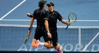 Los Bryan conquistan su cuarto título en la Masters Cup