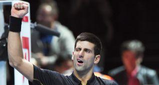 """Djokovic: """"Cometí un error, el público tiene derecho a pitar"""""""