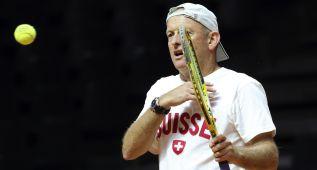 Dave Macpherson es el arma secreta del dobles de Suiza