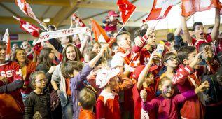 10.000 personas recibieron en Lausana a Suiza por la Davis