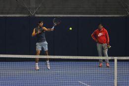 """Rafa Nadal: """"Yo empiezo casi de cero y Djokovic y Federer no"""""""